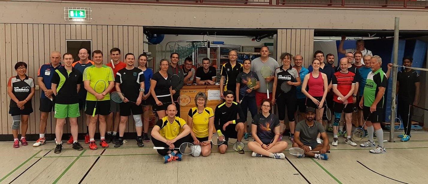 TSV 1847 Weilheim | Badminton