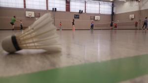 Badminton for beginner 2018